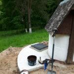 System Nawadniania - Piwnica na pompę - Strop izolacja